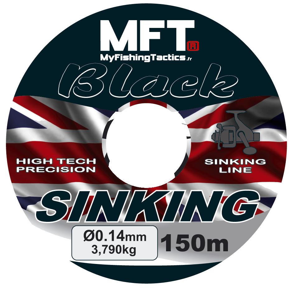Fil - Black Sinking - Exclusif MFT®